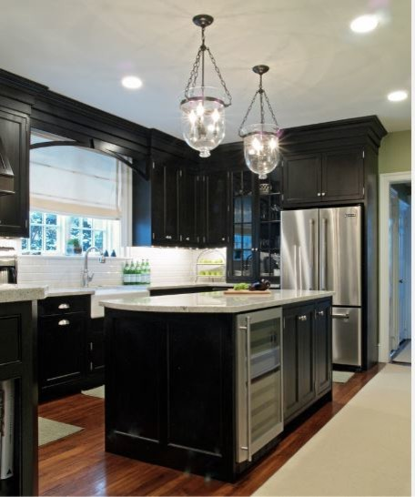Sophisticated grace kitchen philadelphia by adelphi for Adelphi kitchen cabinets