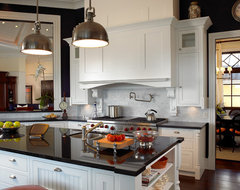 Sophisticated Key West Style traditional-kitchen