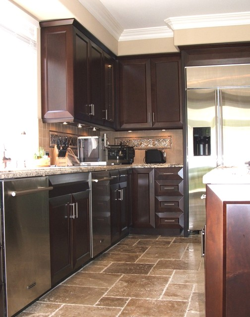 Sorrento Valley Traditional Euro traditional-kitchen