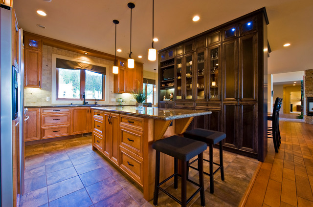 Sotheby's Canada traditional-kitchen