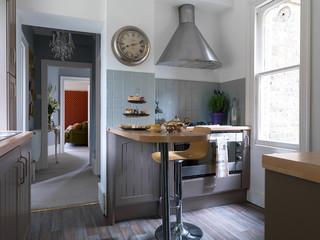 75 Beautiful Small Kitchen With A Breakfast Bar Ideas Designs June 2021 Houzz Uk