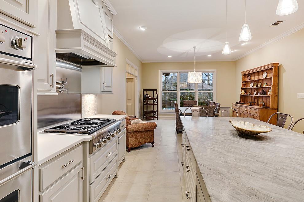South Baton Rouge Kitchen Remodel - Transitional - Kitchen ...