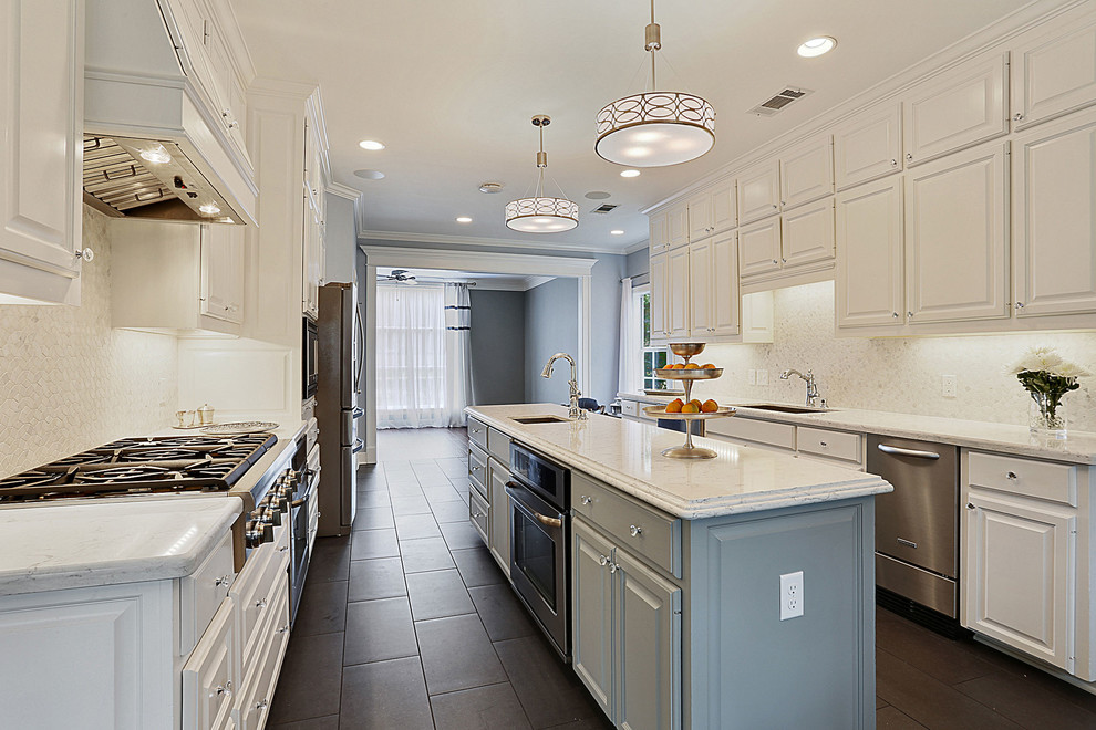 South Baton Rouge Remodel - Traditional - Kitchen - New ...