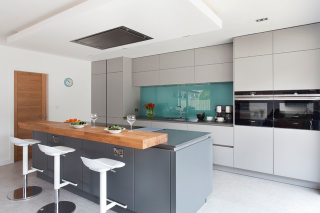 South Belfast Contemporary Kitchen Belfast By Interior360