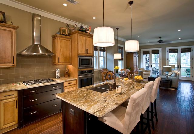 South carolina cottage traditional kitchen detroit for R kitchen south carolina