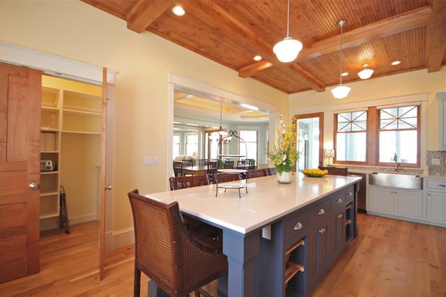 South Haven Retreat beach-style-kitchen