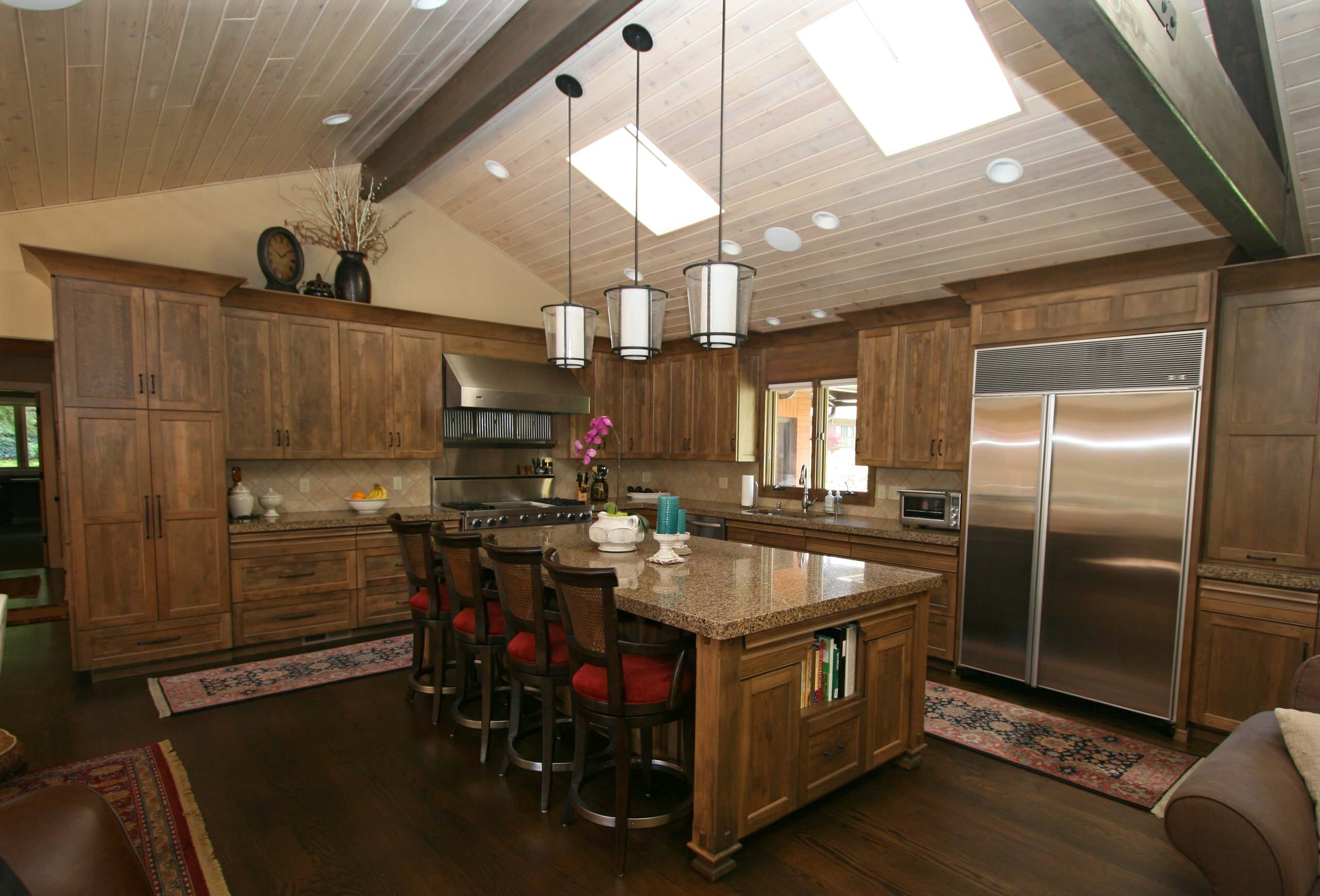 South Hill remodel