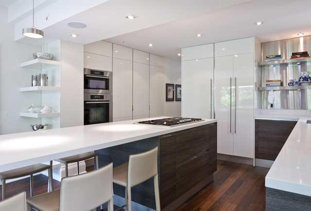 south hill scavolini kitchen modern kitchen toronto