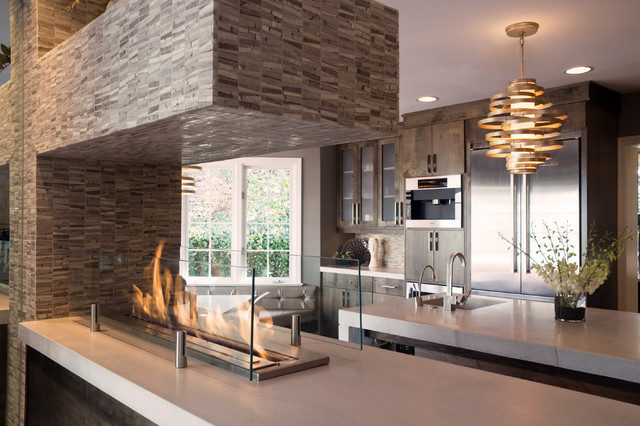 South Hills Pittsburgh, PA contemporary-kitchen