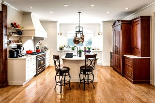 South Kingstown New Construction In Campagna Cucina Providence Di Heritage Kitchen