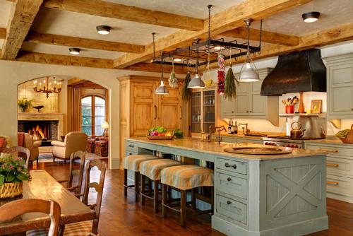 Workhorse Kitchen Islands
