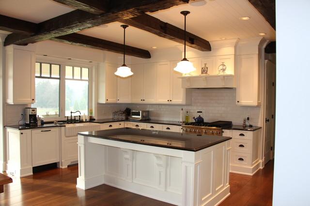 South Side, Craftsman White Kitchen craftsman-kitchen