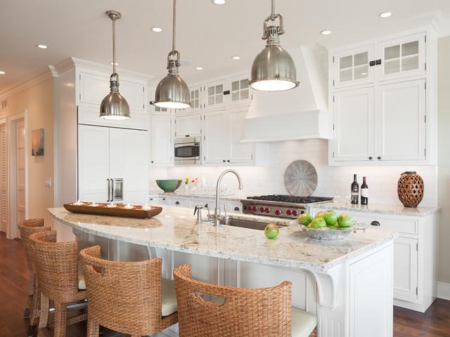 South Surf Road Kitchen beach-style-kitchen