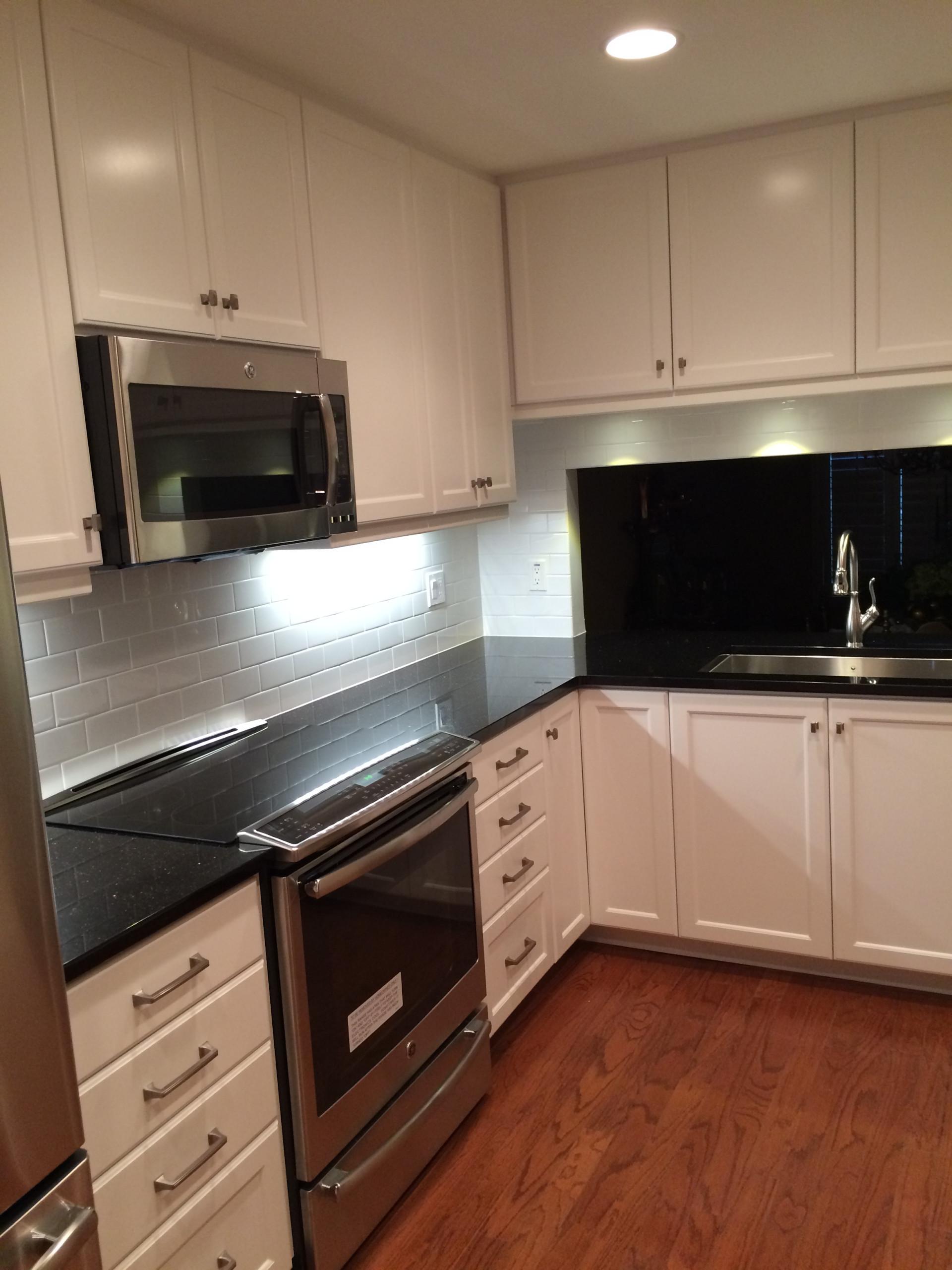 South Tampa Condominium Kitchen