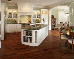 South Tampa Custom Home traditional-kitchen