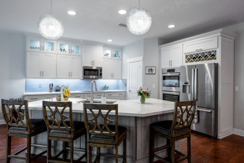 Porcelain vs. Granite Countertops