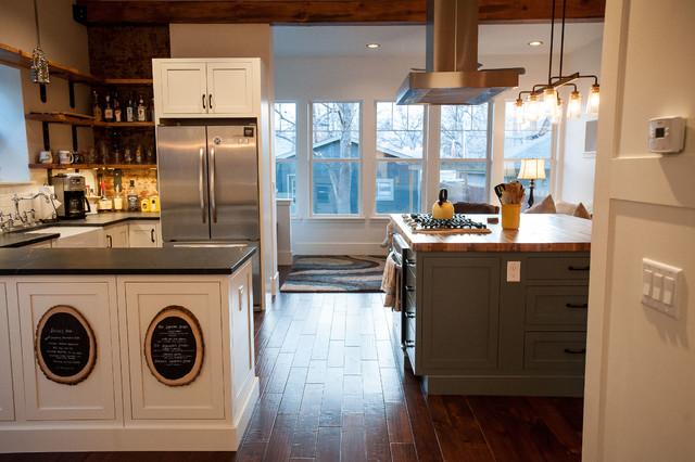 Denver Co Medallion Bayside Kitchen Remodel