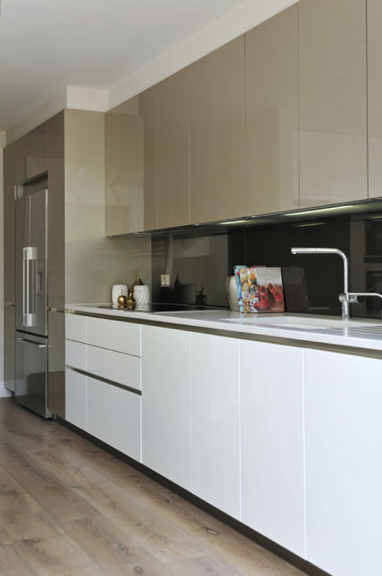 South West London Family Home Contemporary Kitchen London By Chantel