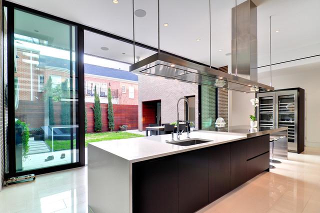 Southampton modern-kitchen