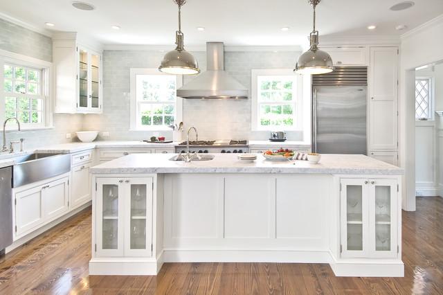 Southampton Kitchen Traditional Kitchen New York By Hampton Design