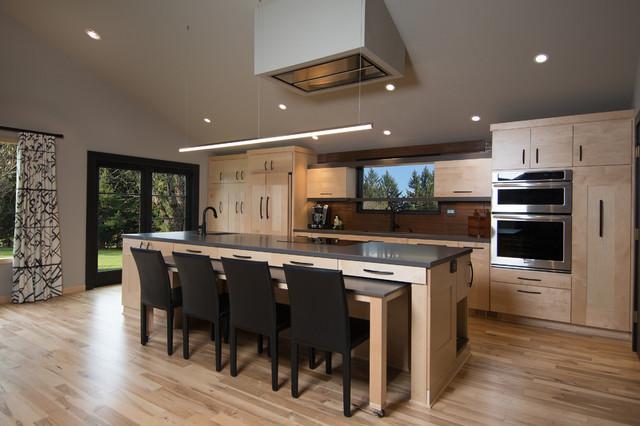 Southeast Portland Kitchen Remodel Contemporary Kitchen