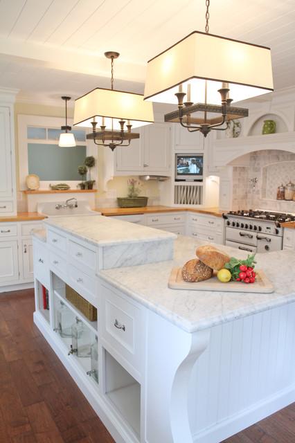 Southern Kitchen farmhouse-kitchen