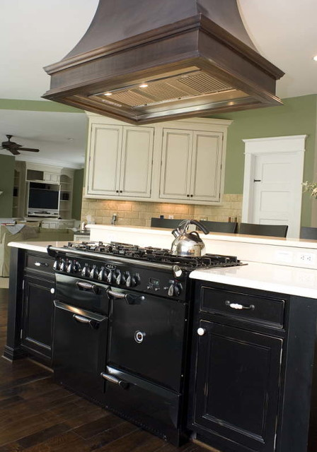Southern Kitchens - Traditional White Kitchens traditional-kitchen