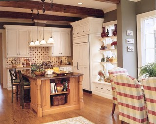 southern living kitchen designs southern living idea house kitchen traditional kitchen 5621