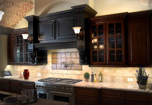 Southern Living Magazine Showcase Home - Rustic - Kitchen ...