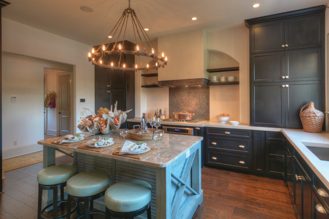 Southern Living Showcase Home At St Simons Island Traditional Kitchen