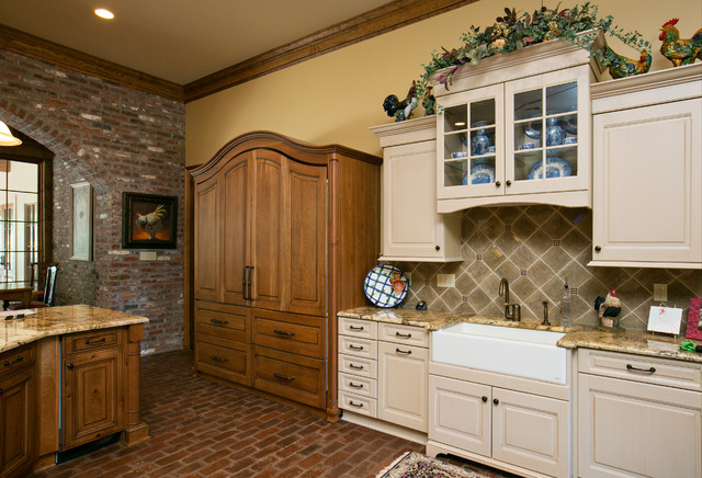 Southern Trace Retreat traditional-kitchen