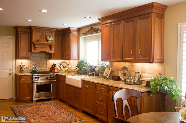 Southgate Remodel Traditional Kitchen Cincinnati By Kelly Brothers Home Design Center