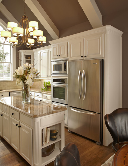 Southlake kitchen renovation traditional-kitchen