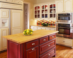 Southlake Tx Kitchen designer traditional-kitchen