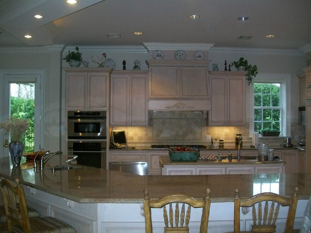 Southport Custom Cabinetry Kitchen