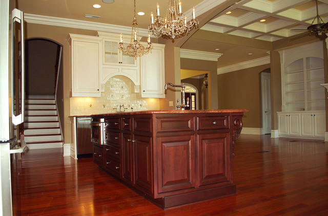 Southport Kitchen Traditional Kitchen Wilmington