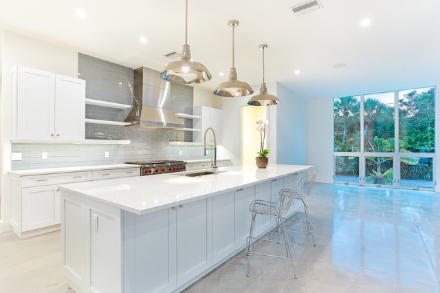 Southport Contemporary Kitchen Other By Nc