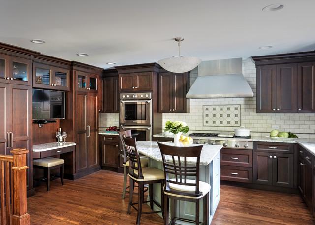 Southside Kitchen Bath Transitional Kitchen Chicago By Dan Wangler Design Build Renew Houzz