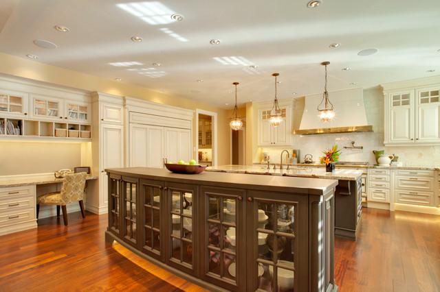 Cedar estates traditional kitchen calgary by empire kitchen bath - Empire kitchen and bath ...