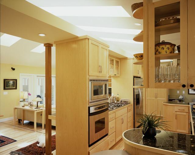 Southwest Portland Ranch 39 Phoenix 39 Contemporary Kitchen Portland By Sunswallow Design Llc