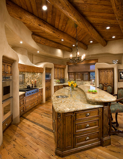 Southwest Style By R Net Custom Homes Craftsman