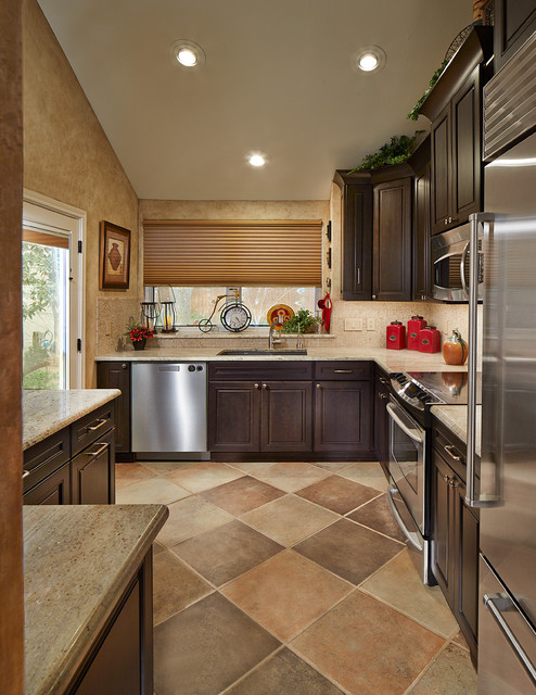 Southwestern Dream Kitchen Southwestern Kitchen Dallas By Euro Design Build Remodel