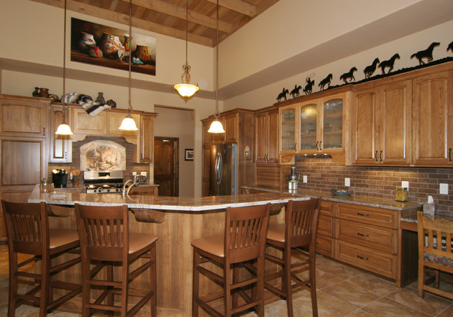 Southwest kitchen designs sw ideas southwest kitchens for Southwestern kitchen designs