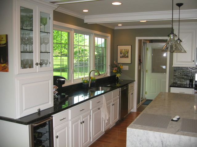 Southwind kitchen traditional-kitchen
