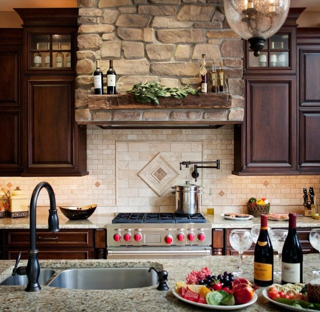 Space to Expand traditional-kitchen