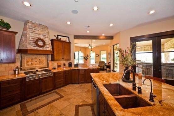 Spacious Kitchen eclectic-kitchen