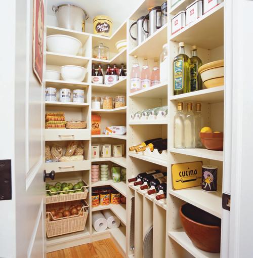 Bon Spacious Kitchen Pantry