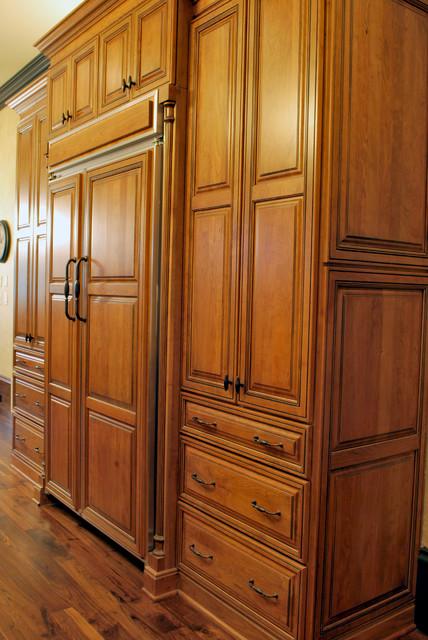 Spangler residence - Traditional - Kitchen - nashville - by Blue Line Design