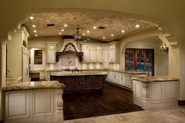 Album 8 mediterranean kitchen other metro by for Kitchen cabinets in spanish