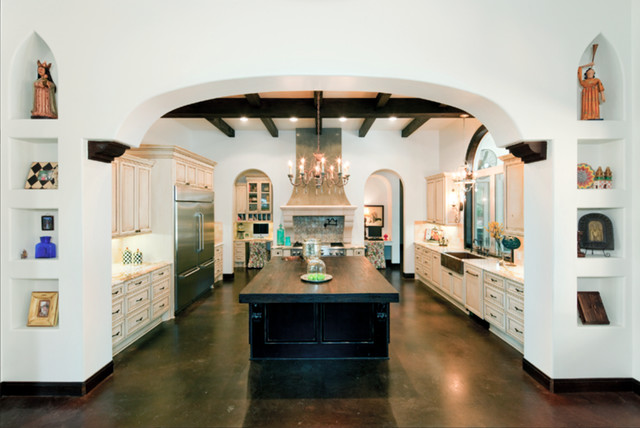 Spanish Kitchen 2012 Design Excellence Award Winner Mediterranean Kitchen Austin By